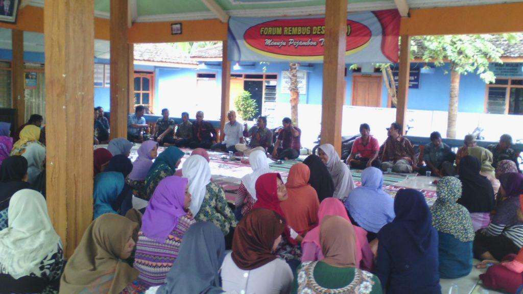 Forum Rembug Desa Pejambon