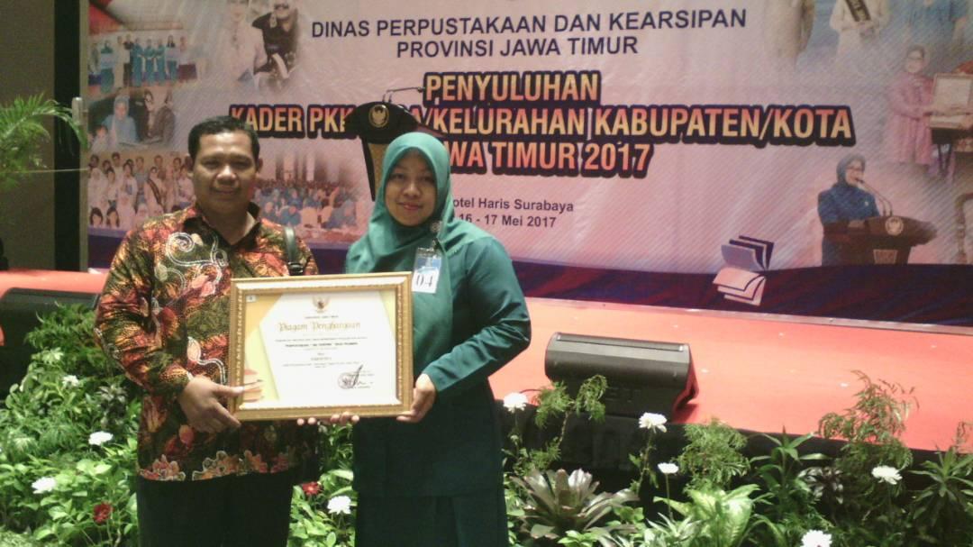 Juara Perpustakaan Desa Jawa Timur