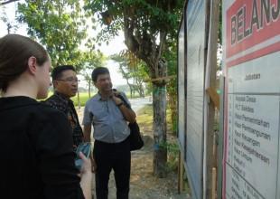 Kunjungan dari manager OGP intetnational dari USA dan Asia juga OGI Jakarta tentang Open Government dan Implementasi SID