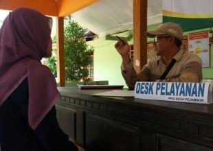 Study dan penelitian mahasiswa UNESA Surabaya tentang Open Government sebagai preventif Korupsi (2017)